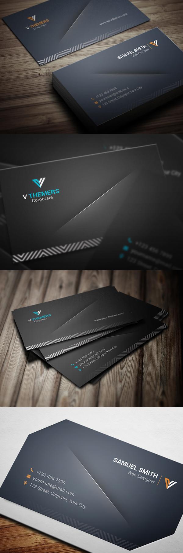 02 Business Card Design