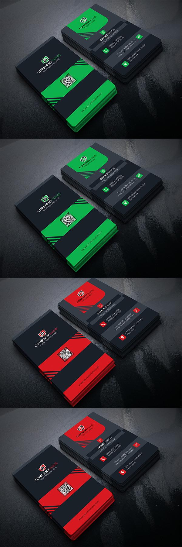 05 Business Card Design