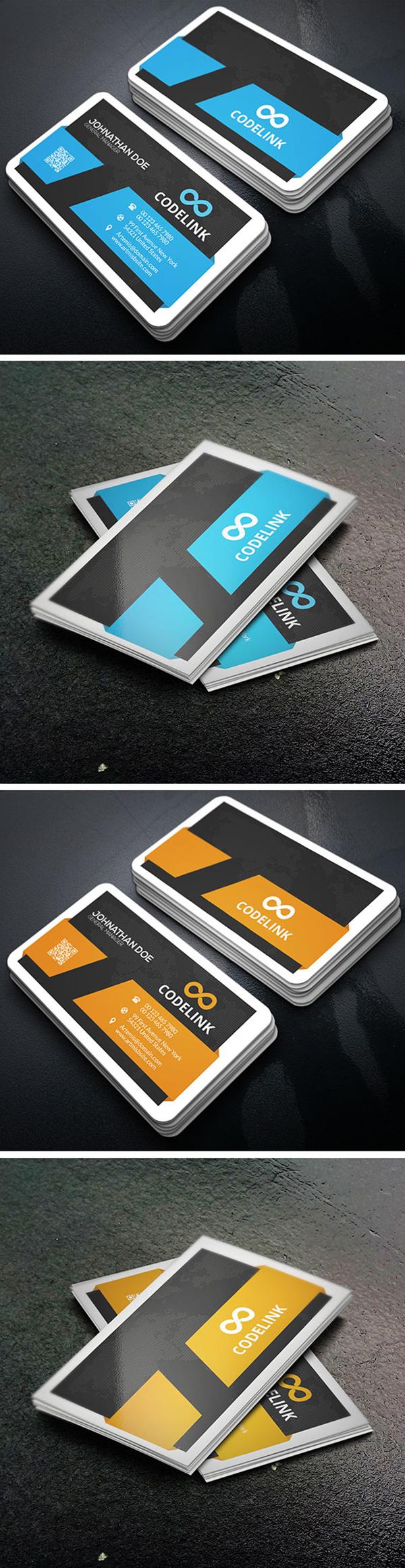09 Business Card Design