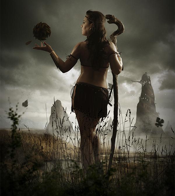 10 Mystical Tribal Warrior