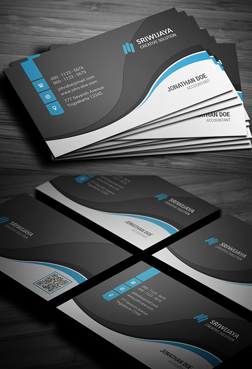 13 Professional Business Card