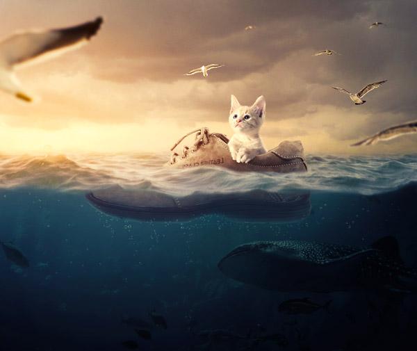 19 Surreal Underwater Scene
