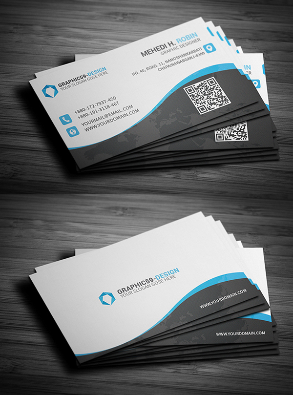 22 Creative Business Card Template