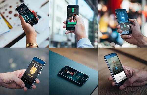 25 Free 6 Photorealistic iPhone 6 mockups