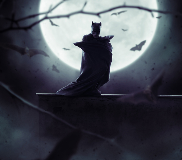 31 Dark Batman Photo