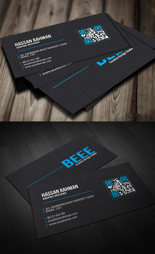 32 Creative Business Card
