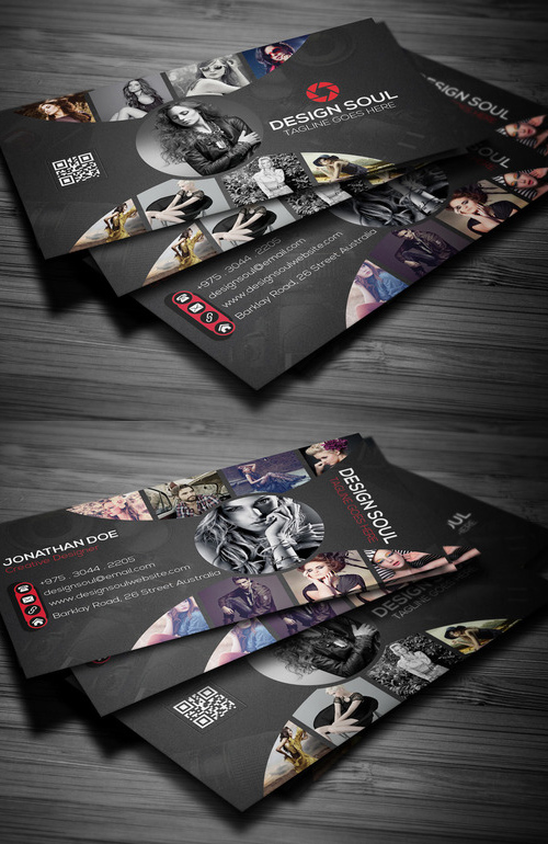 39 Photography Business Card