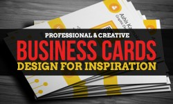 51 New Professional Business Card PSD Templates