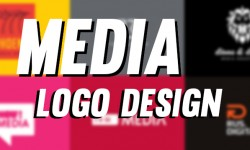 30 Creative Media Logo Design for Inspiration #02