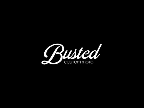 01 Busted Custom Moto - Branding