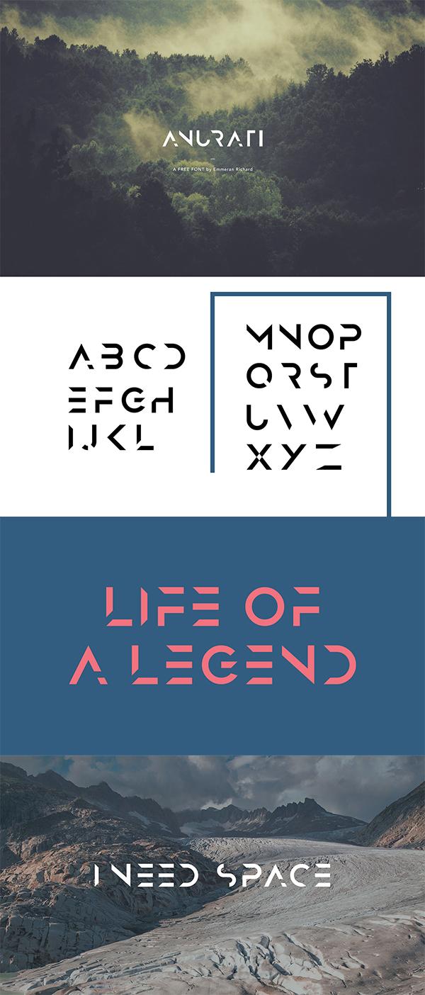 02 Anurati Free Font