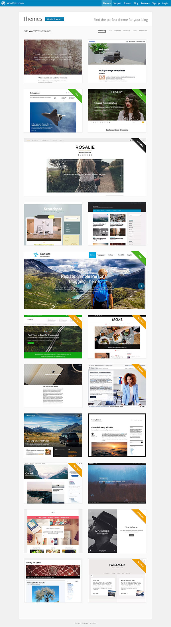 03 Theme WordPress