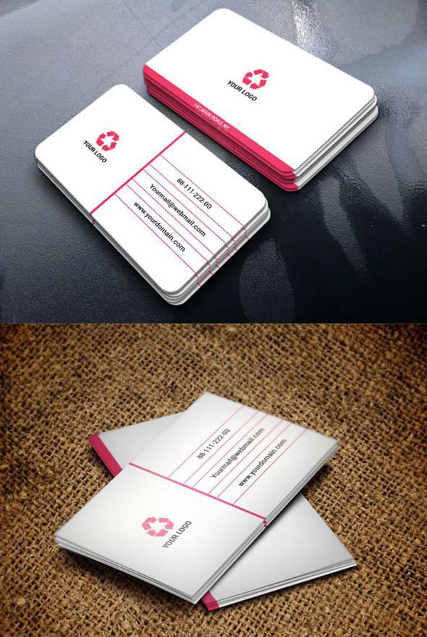 04 Simple Business Card