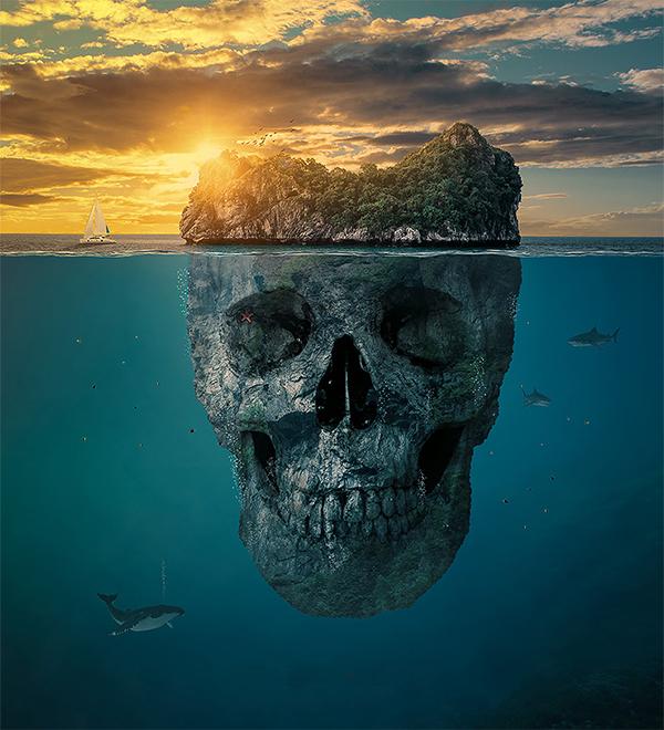 05 Skull Island Movie Poster