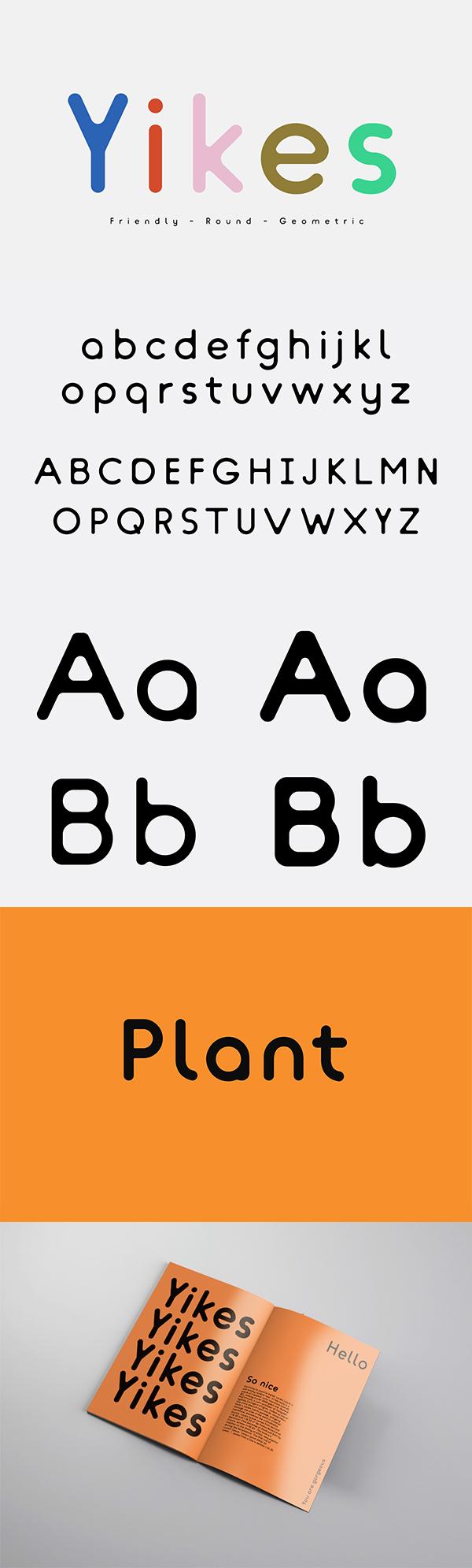 05 Yikes Free Font