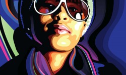 20 Best Stylish Vector Portraits in Illustrator Tutorials