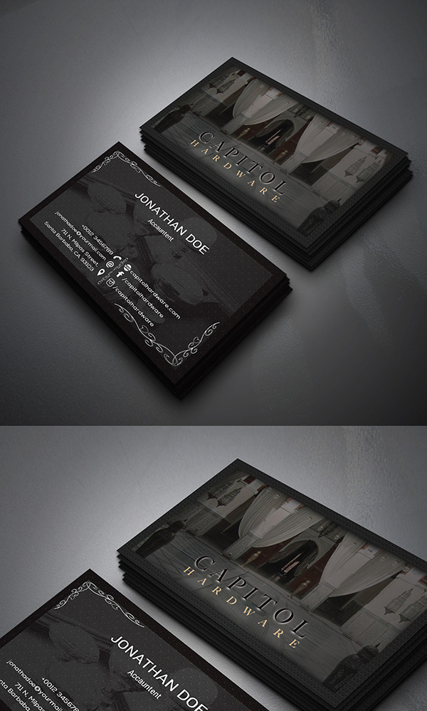 10 Free Creative Business Card