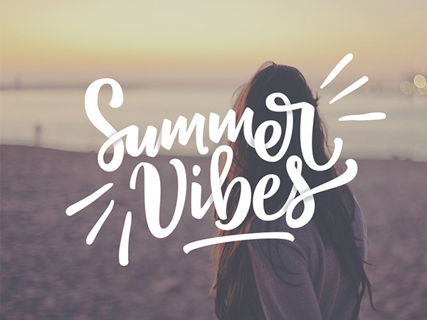 15 Summer Vibes