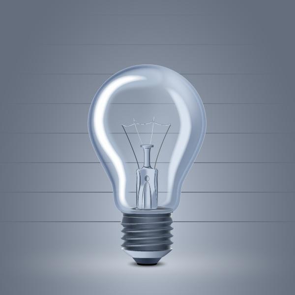 19 How to create a Light Bulb