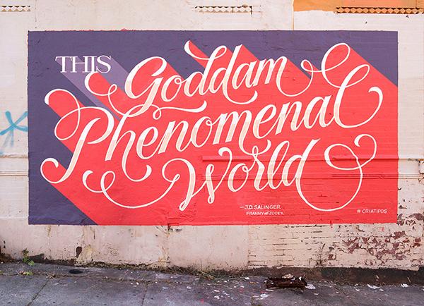 24 Goddam Phenomenal World
