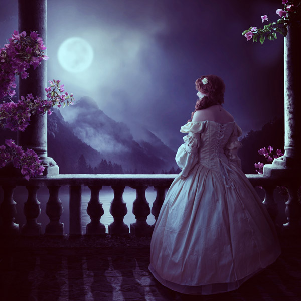 37 How to Create a Moonlight Scene Photo Manipulation With Adobe Photoshop