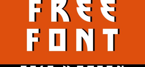 20 Best Modern Free Fonts Design for Inspiration