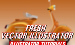 27 New and Fresh Vector Illustrator Tutorials to Learn Design