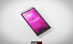 HTC one m7 Mobile Mockup