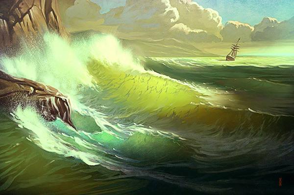 Surreal Digital Painting 17