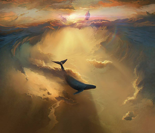 Surreal Digital Painting 3