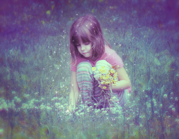 12 Create a Fantasy Dreamy Effect to Your Photos in Photoshop