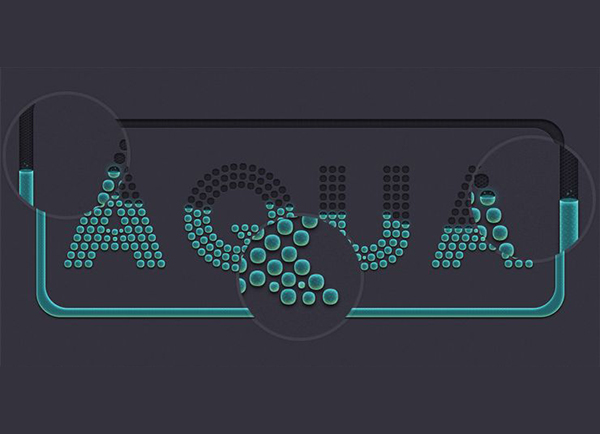 12 How to Create a Cool Dot-Matrix Text Effect in Adobe Photoshop