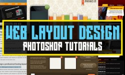 35 Amazing Photoshop Web Layout Tutorials