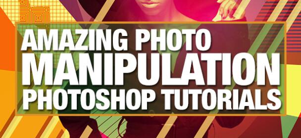 30 Amazing Photoshop Photo Manipulation Tutorials