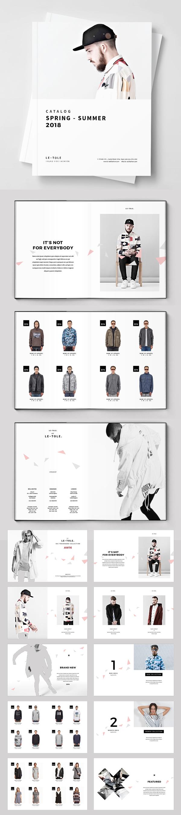004 brochure design