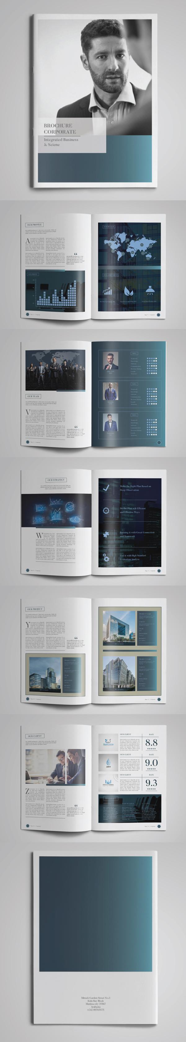 014 brochure design