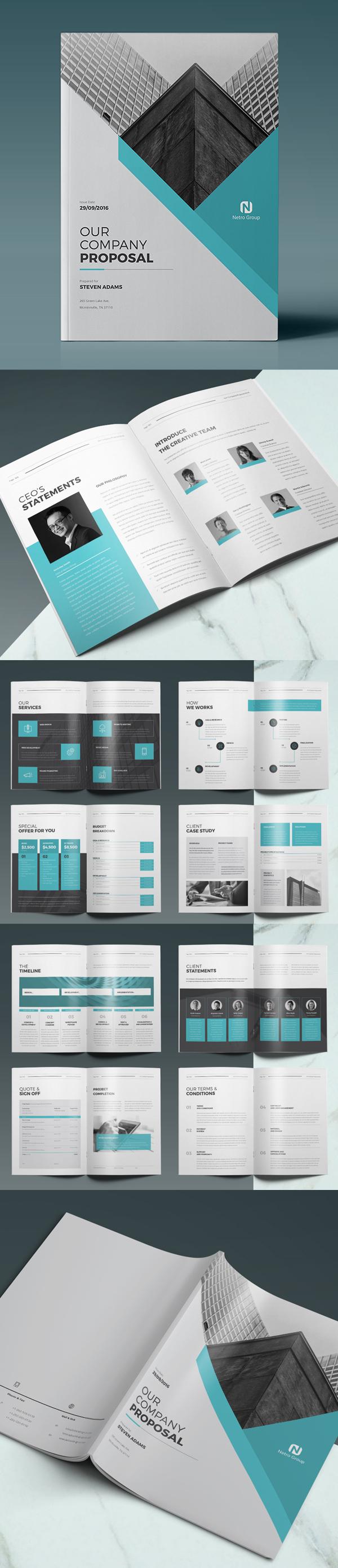 015 brochure design