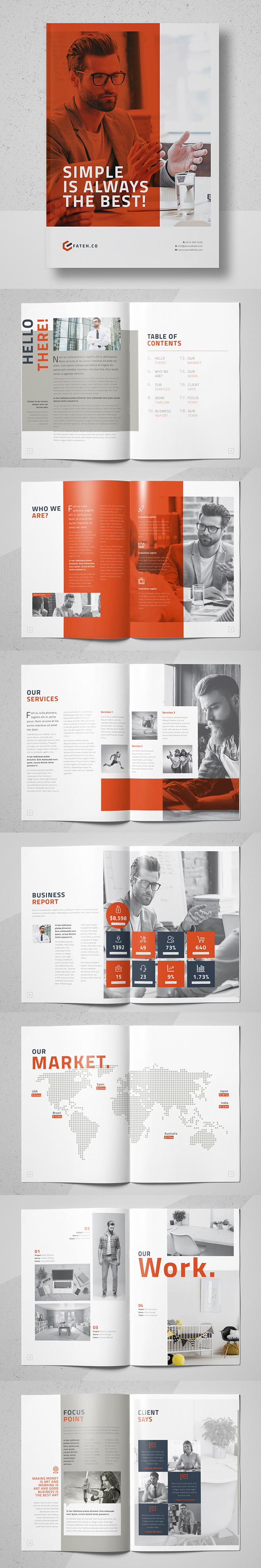 016 brochure design